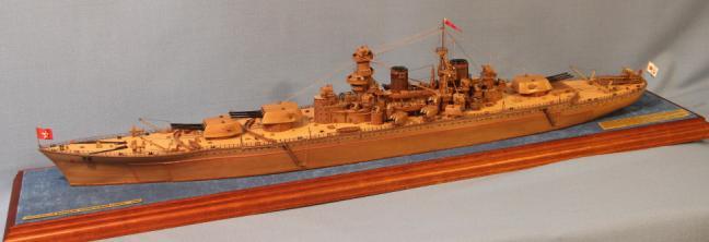 Модель корабля Советский Союз 1.
