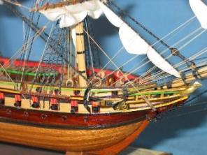 модели кораблей - Паллада Якоря.