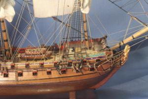 Бак корабля Ингерманланд.