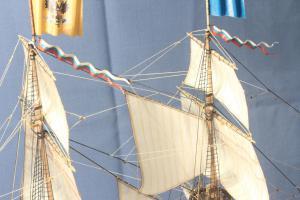 Ют модели корабля Ингерманланд.