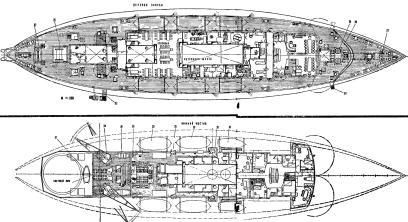 Модель ледокола Красин3