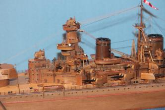 Модель корабля Советский Союз 10.