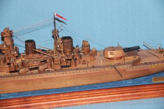 Модель корабля Советский Союз 15.