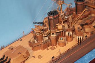 Модель корабля Советский Союз 26.