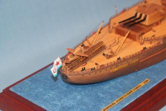 Модель корабля Советский Союз 27.