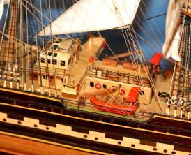 Модель барка Крузенштерн. 5