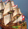 Модель корабля Орёл. 81