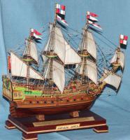 Модель корабля Орёл, 6.