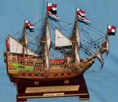 Модель корабля Орёл, 7.