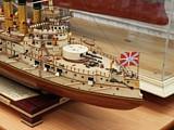 Модель корабля броненосца Ретвизан. 2