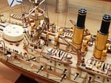 Модель корабля броненосца Ретвизан. 4