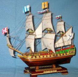 Модели кораблей - Фрегат Штандарт
