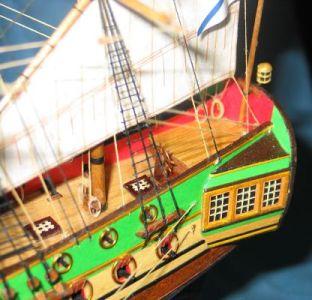 Расцветка Модели корабля Штандарт
