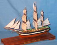модель корабля - шлюп Мирный