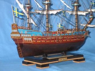 Корпус модели корабля Ваза