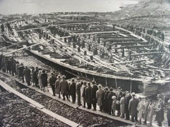 Корабль озера Неми