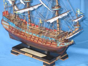 Модель корабля Vasa